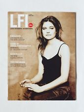 LEICA Fotografie International Magazine 3/2003 Apr/May Icons; D-Lux; Fine Grain