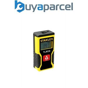 Stanley TLM30 9m Pocket Laser Distance Measurer STHT9-77425 INT977425