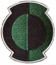 Green Lantern New Style Embroidered Iron On Patch DC Comics