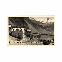 AK Ansichtskarte Ortler Gebiet / die letzten Häuser von Sulden - 1954