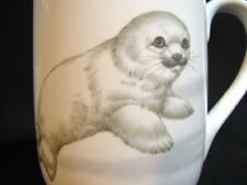 Coffee Mug Seal Pup Otagiri Omc Japan Oh So Cute And Adorable