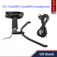 US Natural Point TrackClip For TrackIR5 TrackNP5 Headphones Head Tracking Clip