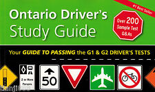 Ontario Driver's Study Guide: Over 200 Sample Test Q & As