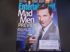 Mad Men, Jon Hamm, Adam Scott - Entertainment Weekly Magazine 2012