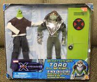 "Toybiz 2001 Marvel X-Men Evolution Mutant Outcasts Toad 8"" Figure - See Details"
