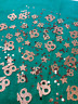 Rose Gold Table Confetti 18 - Any Age, Various Colours - Birthday, Tableware