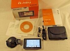 "Sony gps navigation  NV-U73T 4.3"" screen (car or personal)"