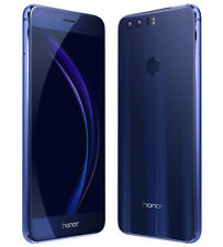 "Huawei Honor 8 I 4GB RAM I 32 GB ROM I 12 MP I 5.2""  Sapphire Blue Single SIM"