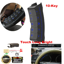 Steering Wheel Controller Bluetooth Android radio player Remote Button Universal