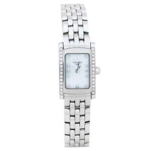 Longines Dolce Vita Mini 16mm Steel Diamond Dial&Benzel Quartz Watch L5.168.O