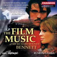 Rumon Gamba, R.R. Be - Film Music of Richard Rodney Bennett [New CD]