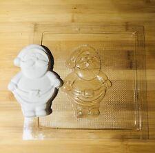 Christmas Santa Claus - chocolate mould - bath bomb - fondant mould