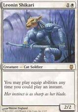 MTG magic cards 1x x1 Light Play, English Leonin Shikari Darksteel