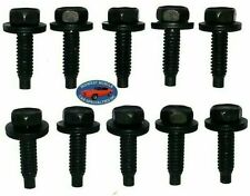 Ford Lincoln Mercury Body Fender Frame Factory Correct 1/4-20 Bolt Bolts 10pcs A