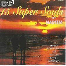 CD album 15 SUPER SOULS by NADEEM BOYKE S suriname