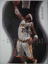 2003-04 SP AUTHENTIC JERMAINE O'NEAL # 129  PACERS !!! BOX # 33