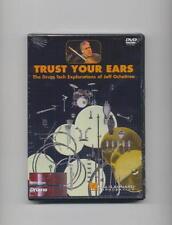 TRUST YOUR EARS - JOHN BONHAM'S DRUM TECH *NEW* DVD