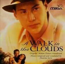 1 CENT CD A Walk In The Clouds OST maurice jarre