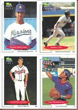 1992 Classic Best Baseball Minor League Complete Set