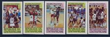 Central Africa 1979 - Sports Summer Pre-Olympics Games Moscou 1980 Imperf. - MNH