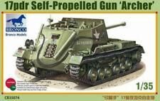 Bronco 1/35 35074 17 pdr Self-Propelled Gun Archer