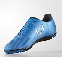 Adidas Messi 16.3 Turf Shoes Men Adult Sky Blue Boots Cleats S79641 Soccer 10.5