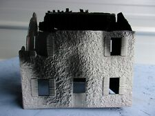 Burned out House