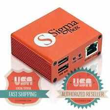 SIGMA KEY BOX UNLOCKER + CABLES + SOFTWARE ✪✪✪ USA FREE SHIPPING ✪✪✪