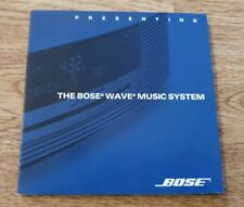 """Presenting The """"Bose"""" Wave Music System Test CD, Morning On The Farm, VGC Rare."""