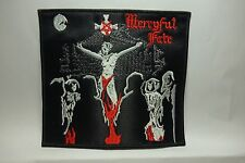 mercyful fate nuns have no fun   EMBROIDERED  PATCH