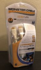 Monster 4 Ft 4' HDMI Cable 1080P *New in Box* 2 Pack