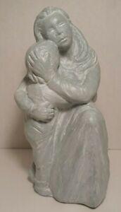 Isabel Bloom Comfort Mother Gift Sculpture 1998 Signed Komen Breast Cancer Race