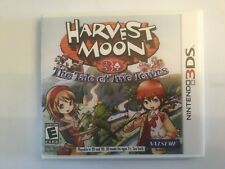 Replacement Case (NO GAME) Harvest Moon 3D: The Tale Of Two Towns - Nintendo 3DS