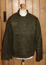 Rare Genuine Czech Army Field Work Field Jacket Shirt Elasticated Waist