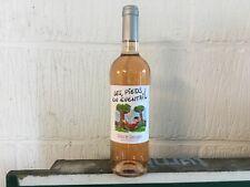 6 bouteilles Les Pieds en Éventail Rosé de Gascogne  millésime 2018