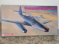 DRAGON #5507 1/48 Me262A-1a/JABO GERMAN WWII FIGHTER OPEN/FSI