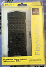 NEW Sealed PS2 PlayStation 2 DVD Remote Control Official OEM Sony