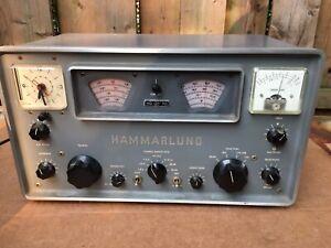 Vintage Hammarlund HQ-110 Ham Radio Receiver HQ-110C