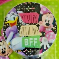 New Night Light Minnie Mouse & Daisy Disney Lite Veilleuse Nightlight Plug-in