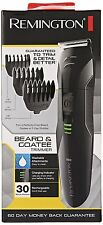 Remington Beard Trimmer Stubble Body Face Hair Grooming Adjustable Rechargeable