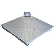Palette balance industrielle heavy duty pèse échelle lcd affichage peser de mesure