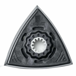 Fein 63806136220 Starlock Triangular Sanding Pads - Pack of 2