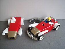 Mardave V12 Caterham 7 Electric Circuit R/C Car Custom Diff Novak ESC