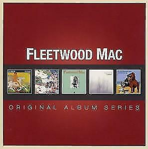 Fleetwood Mac - Original Album Series (2012)      5 CD Neu OVP