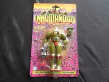 Vintage 1986 INHUMANOIDS Herc Armstrong Earth Corps Action Figure MOC MISP