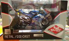 Moto Guiloy 13754 Yamaha YZR M1 Valentino Rossi Metal  Scala 1/10 AUTOGRAFATA
