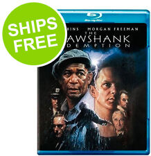 The Shawshank Redemption (Blu-ray 2010) NEW, Sealed, Tim Robbins, Morgan Freeman