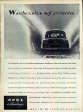 Opel-Rekord-III-54-Reklame-Werbung-genuine Advert-La publicité-nl-Versandhandel