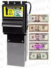 Mars MEI AE 2631 AE2631 Dollar Bill Acceptor Validator Downstacker $1-$20 120vac
