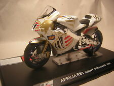 1/24 APRILIA RS3 Jeremy McWilliams  2004  moto